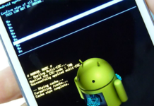 hard reset на Android