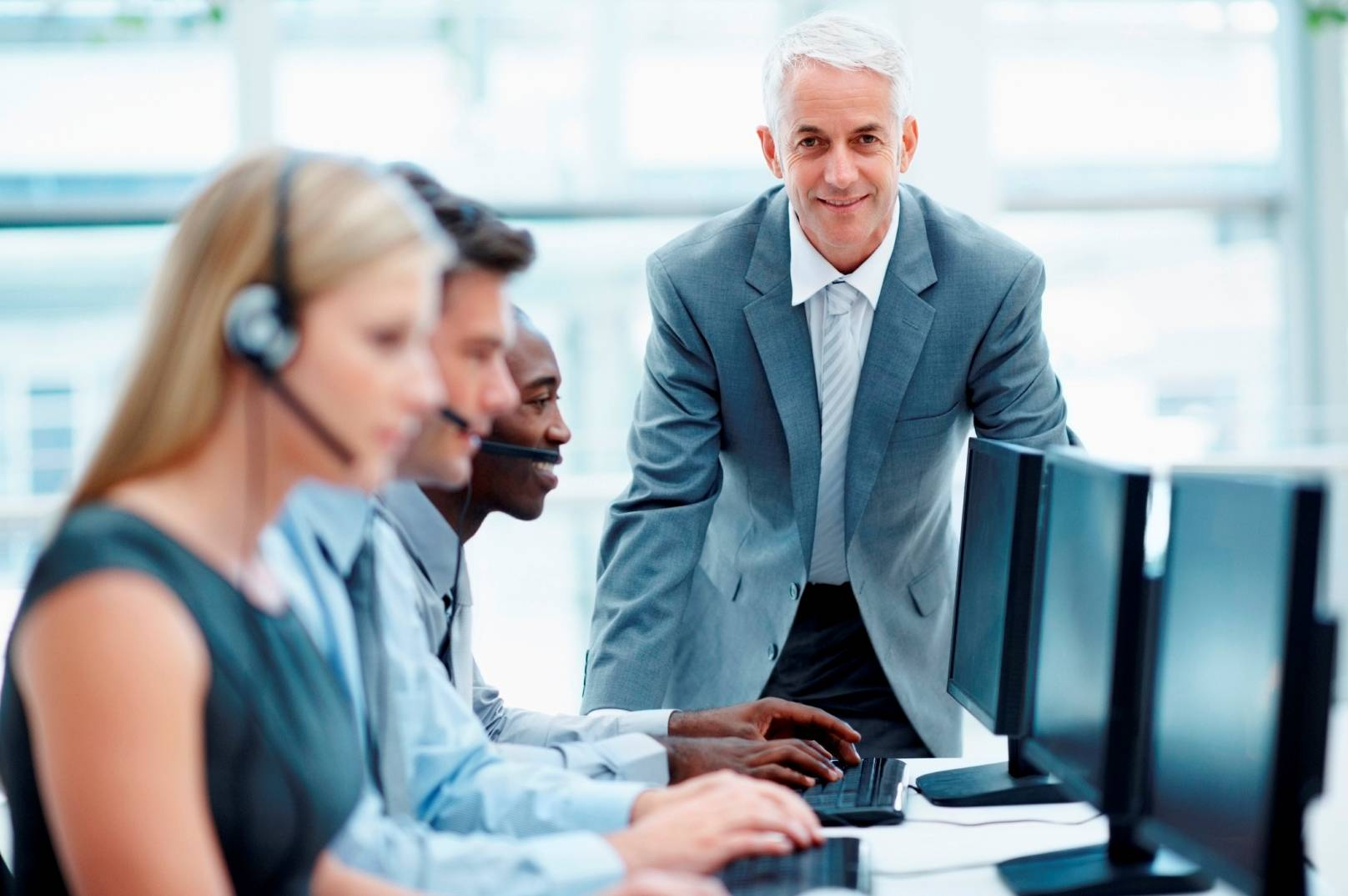 sales manager Sales managers' responsibilities vary with the size of their organizations however, most sales managers direct the distribution of goods and services by assigning sales territories, setting sales goals, and establishing training programs for the organization's sales representatives.
