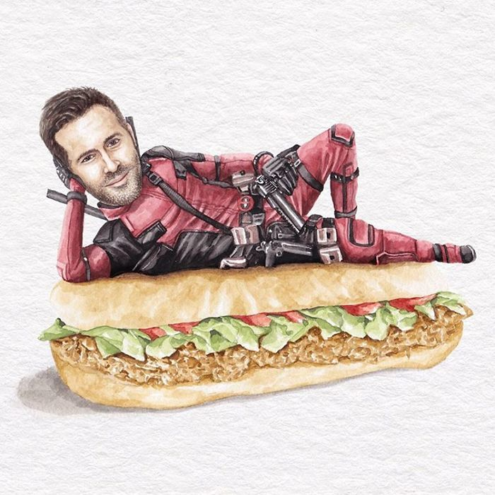Ive-made-over-100-watercolor-paintings-of-celebs-on-sandwiches-582d6e3d4c509__700