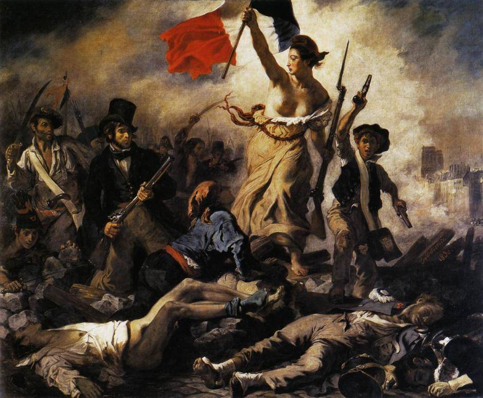 a history of the mexican and french revolution
