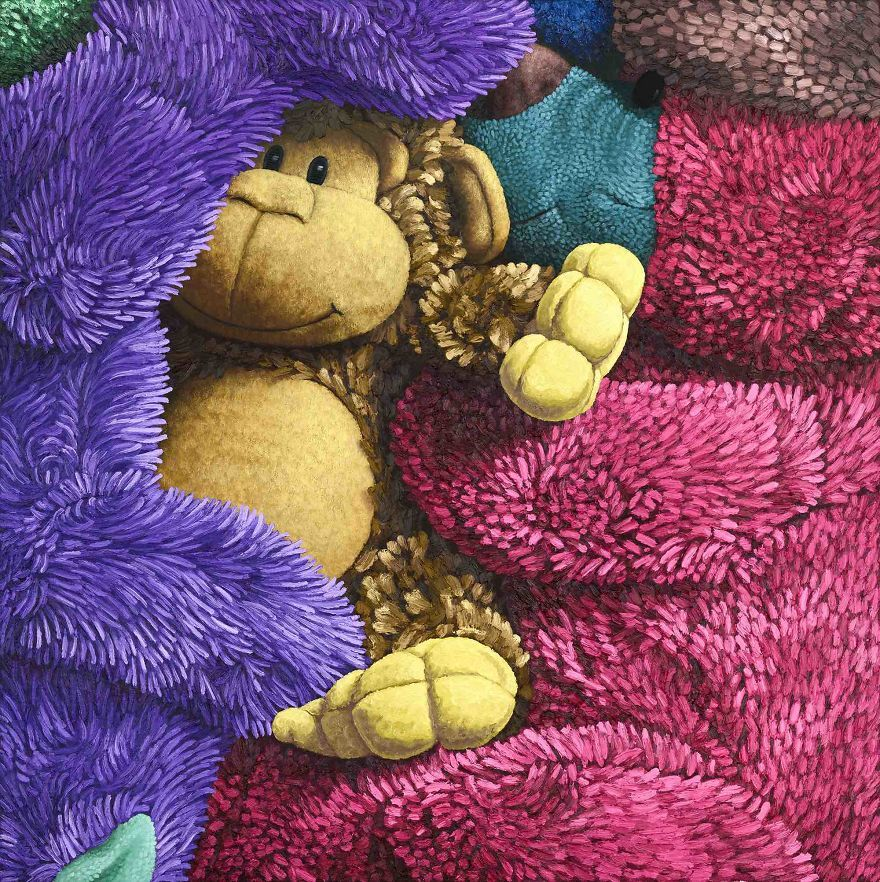 monkey-purple-pink-bear-stuffed-animal-painting-brent-estabrook-583f10ff9d10e__880
