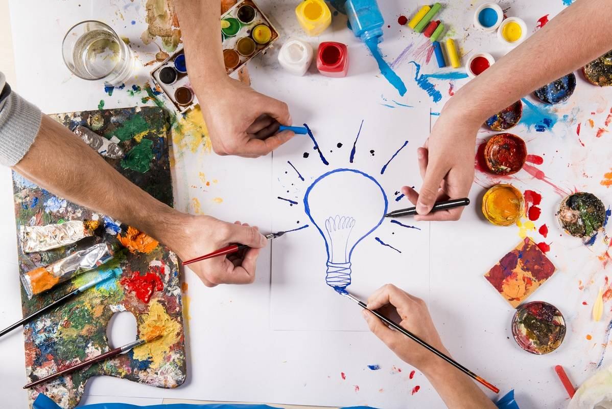 creativity in art Creativity is a phenomenon whereby something new and somehow valuable is formed the created item may be intangible (such as an idea, a scientific theory, a musical composition, or a joke) or a physical object (such as an invention, a literary work, or a painting.