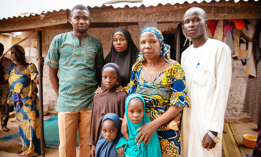 family in nigeria Culture of nigeria - history, people, clothing, traditions, women, beliefs, food, customs, family ma-ni.