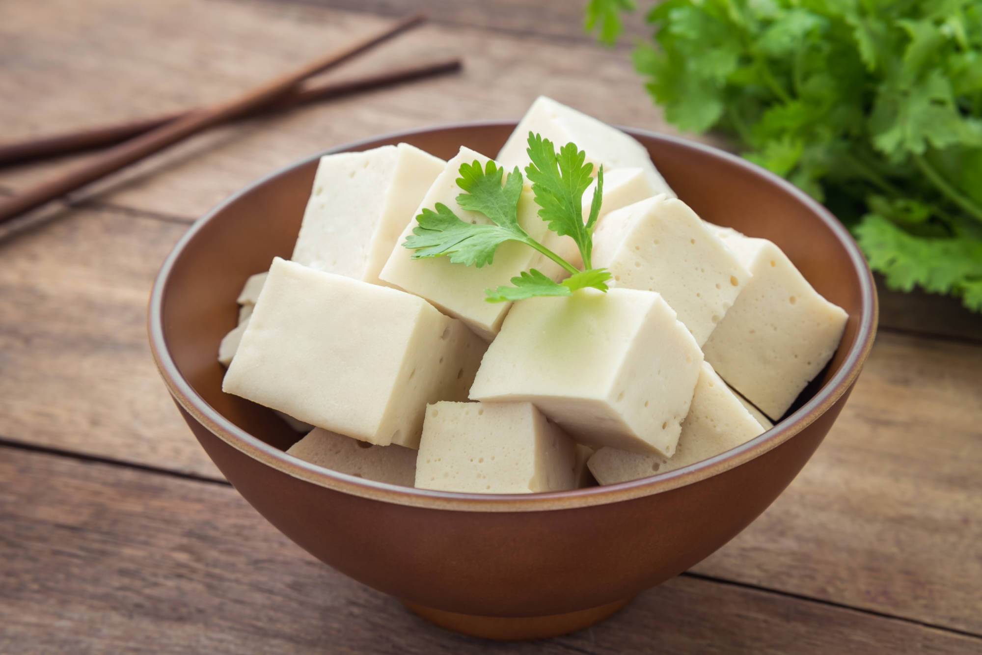 the history and health benefits of tofu the wonder food Tofu, also known as soybean curd, is a soft cheese-like food that comes from coagulated protein in soymilk highly versatile, tofu is great for many recipes.