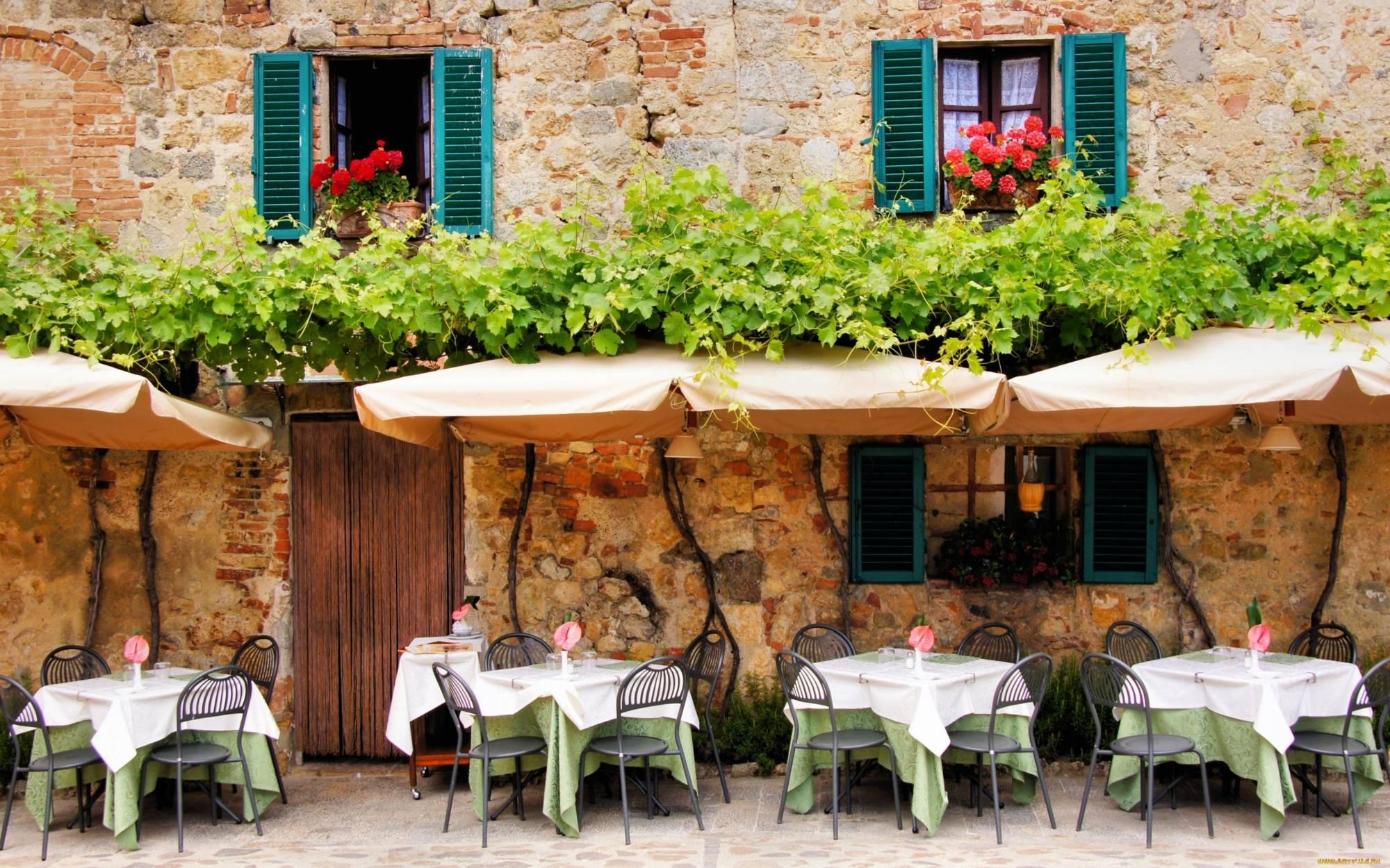 картинки с красивыми кафе явного