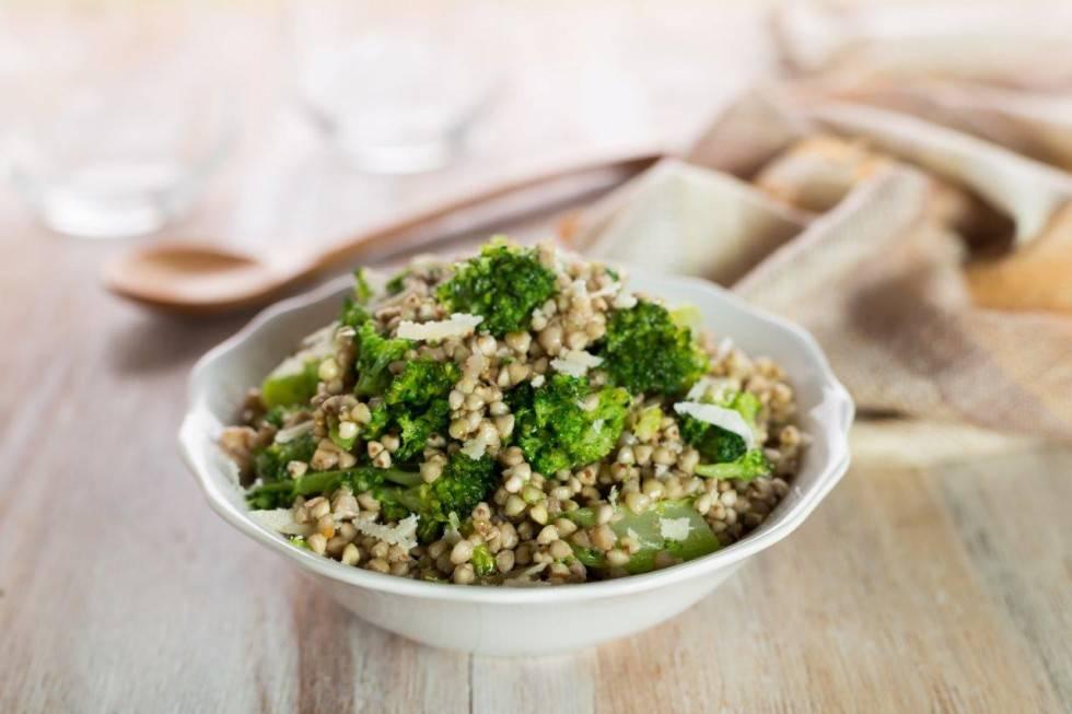 Похудеть на гречке и брокколи