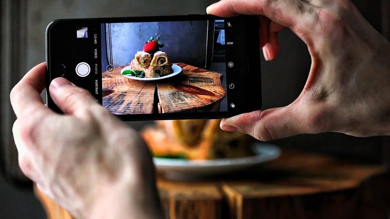 желании делается как делают хорошие фото в айфоне крыши