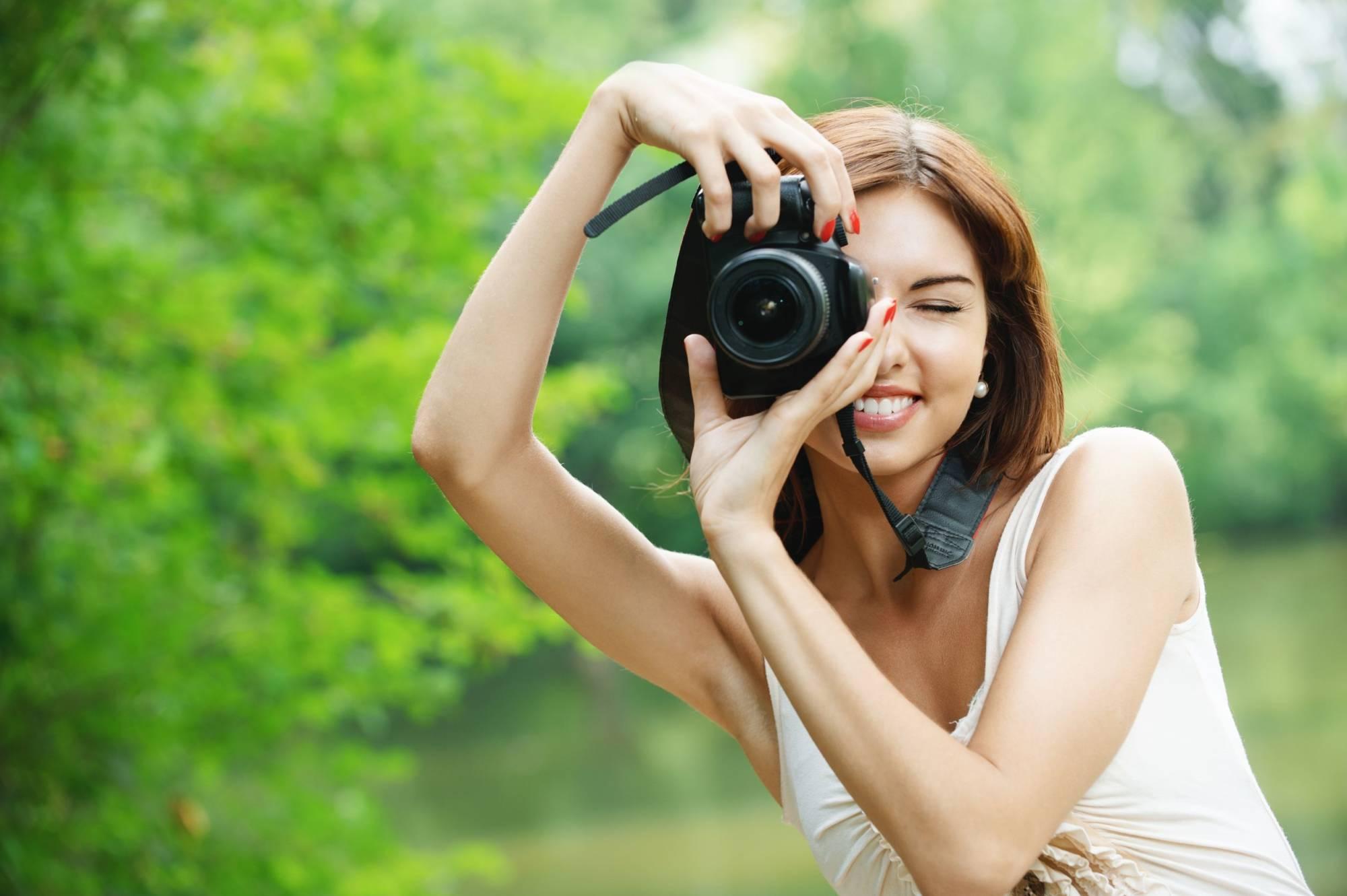 Как научиться фотографировать на ультразум