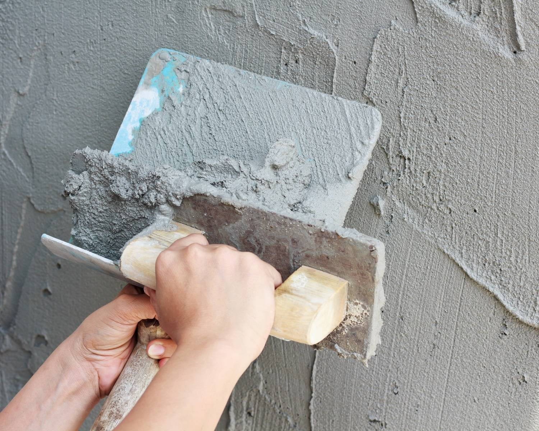 цемент для штукатурки стен