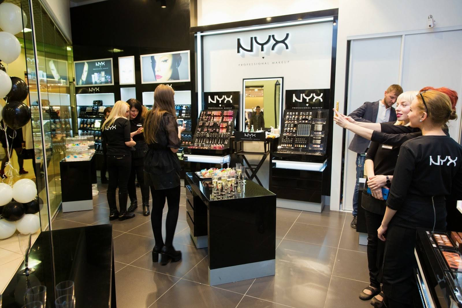 где купить косметику nyx в москве адреса