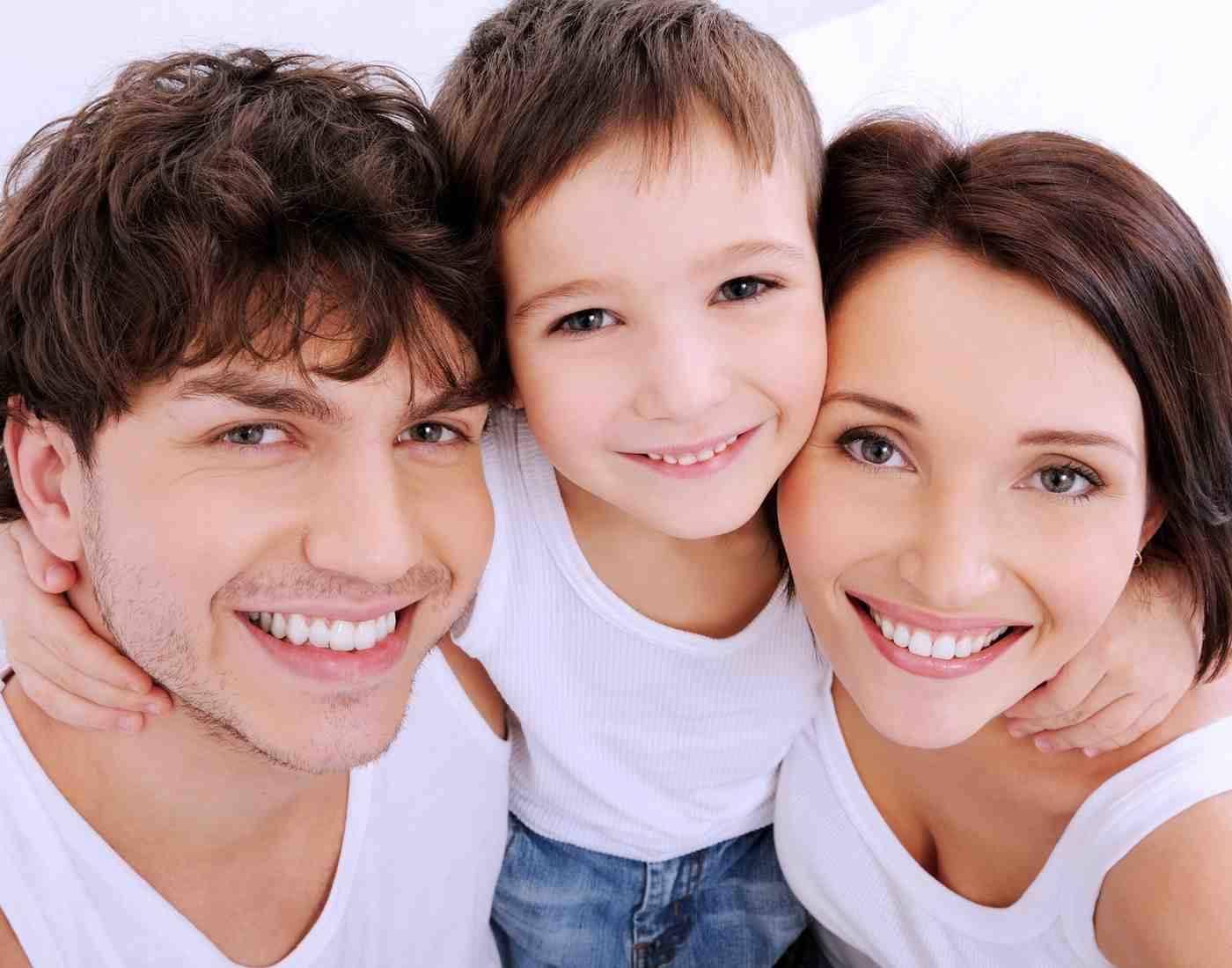 Семья зубы картинка