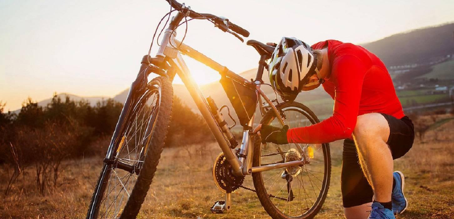 Фото 2 - как установить цепь на скоростной велосипед