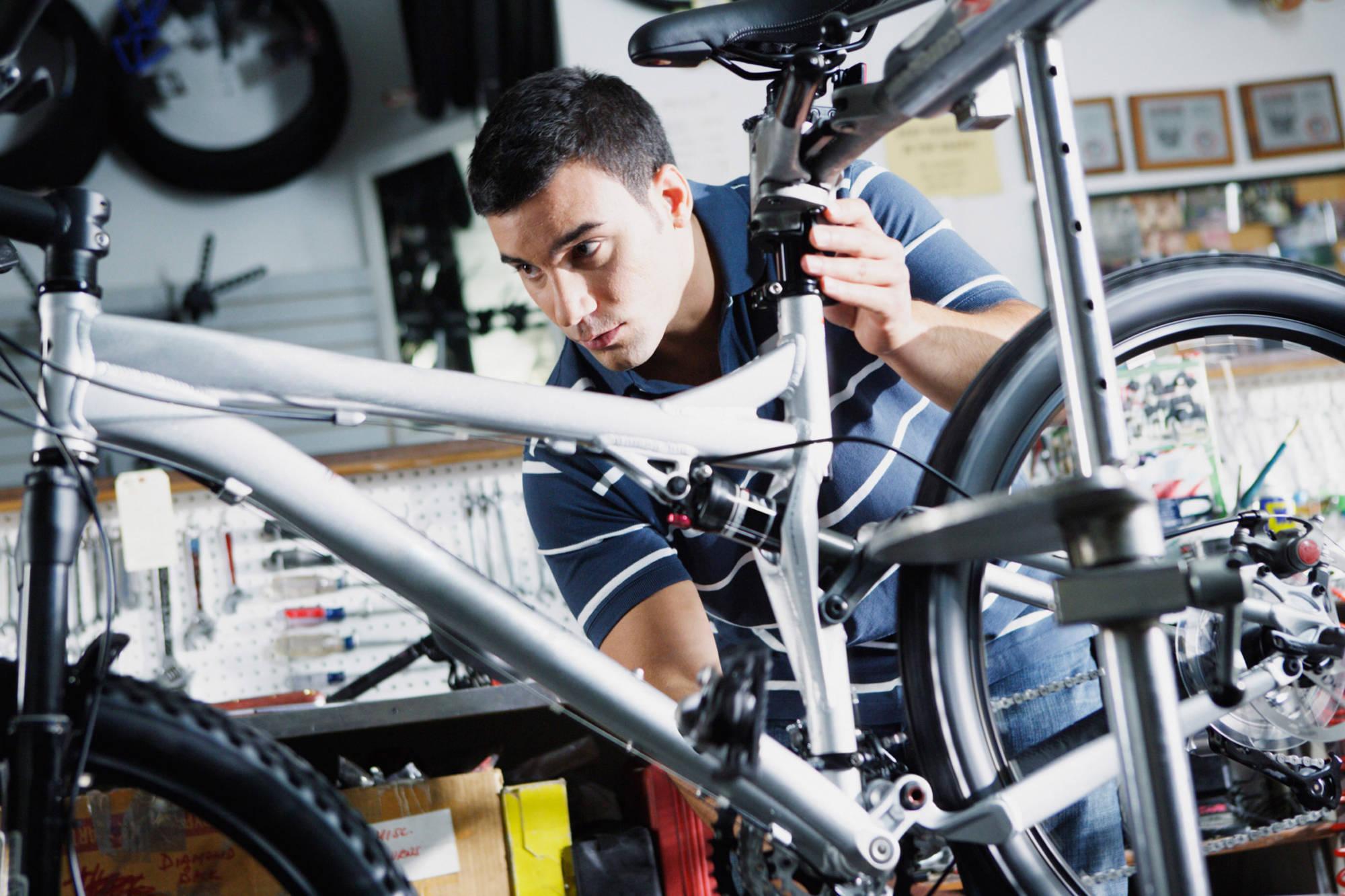 Фото 3 - как установить цепь на скоростной велосипед