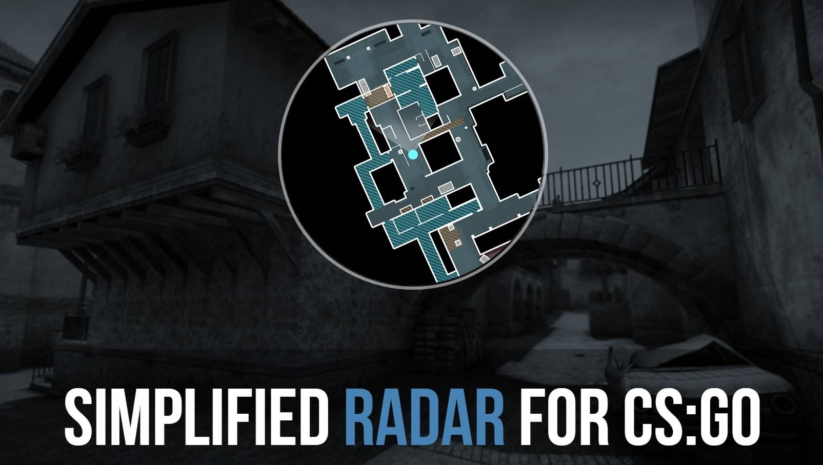 установка simple radar cs go