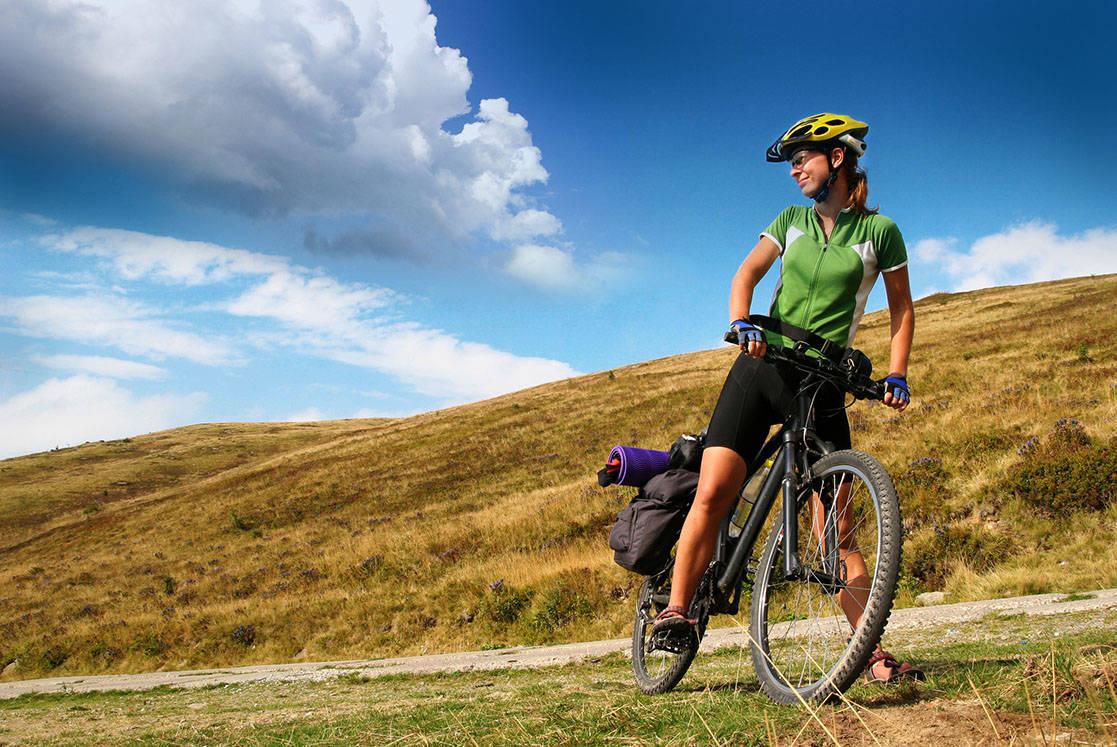 Фото 4 - как установить цепь на скоростной велосипед