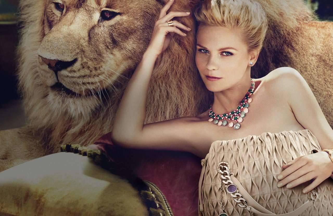 Картинки львы с девушками
