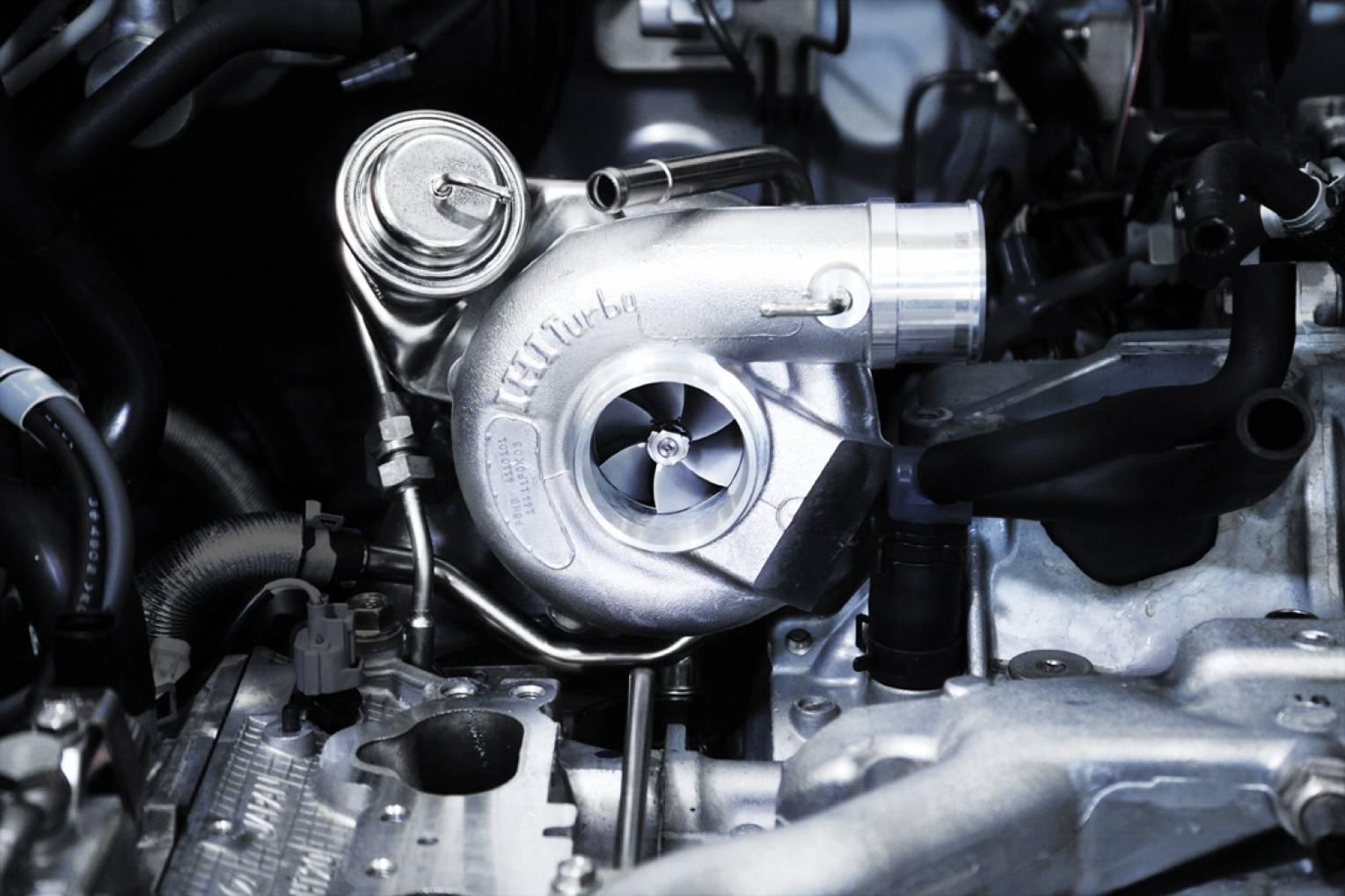 Фото - как проверить турбину на дизельном двигателе