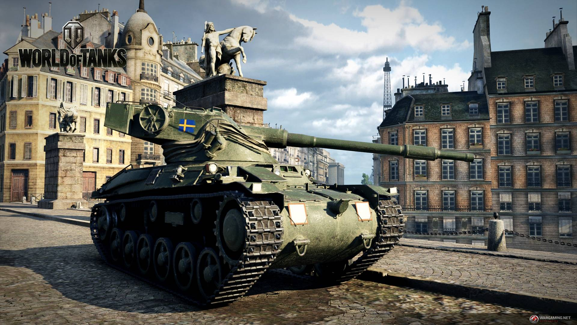 версия 9.16 World of Tanks
