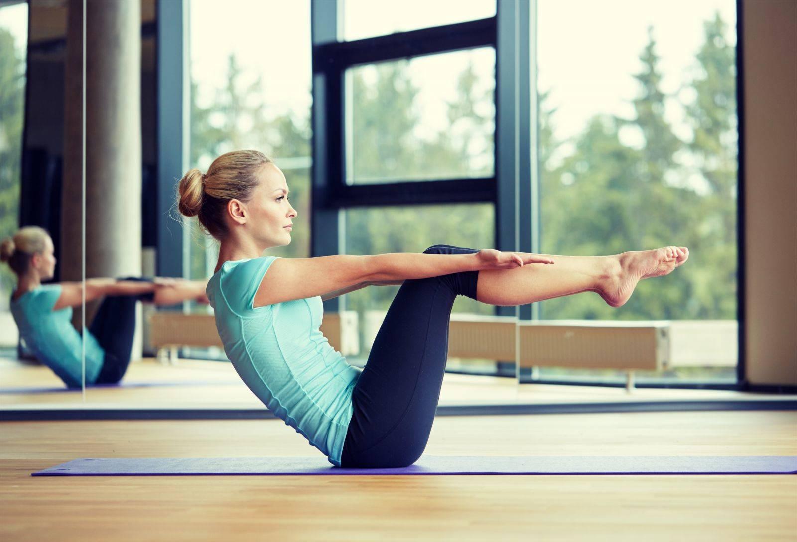 гимнастика картинки в домашних условиях практически