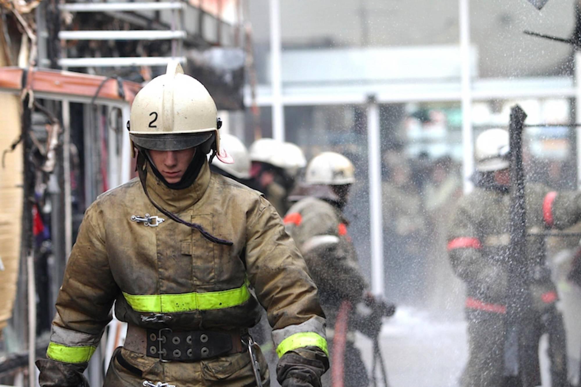 выбор фото российских пожарных также
