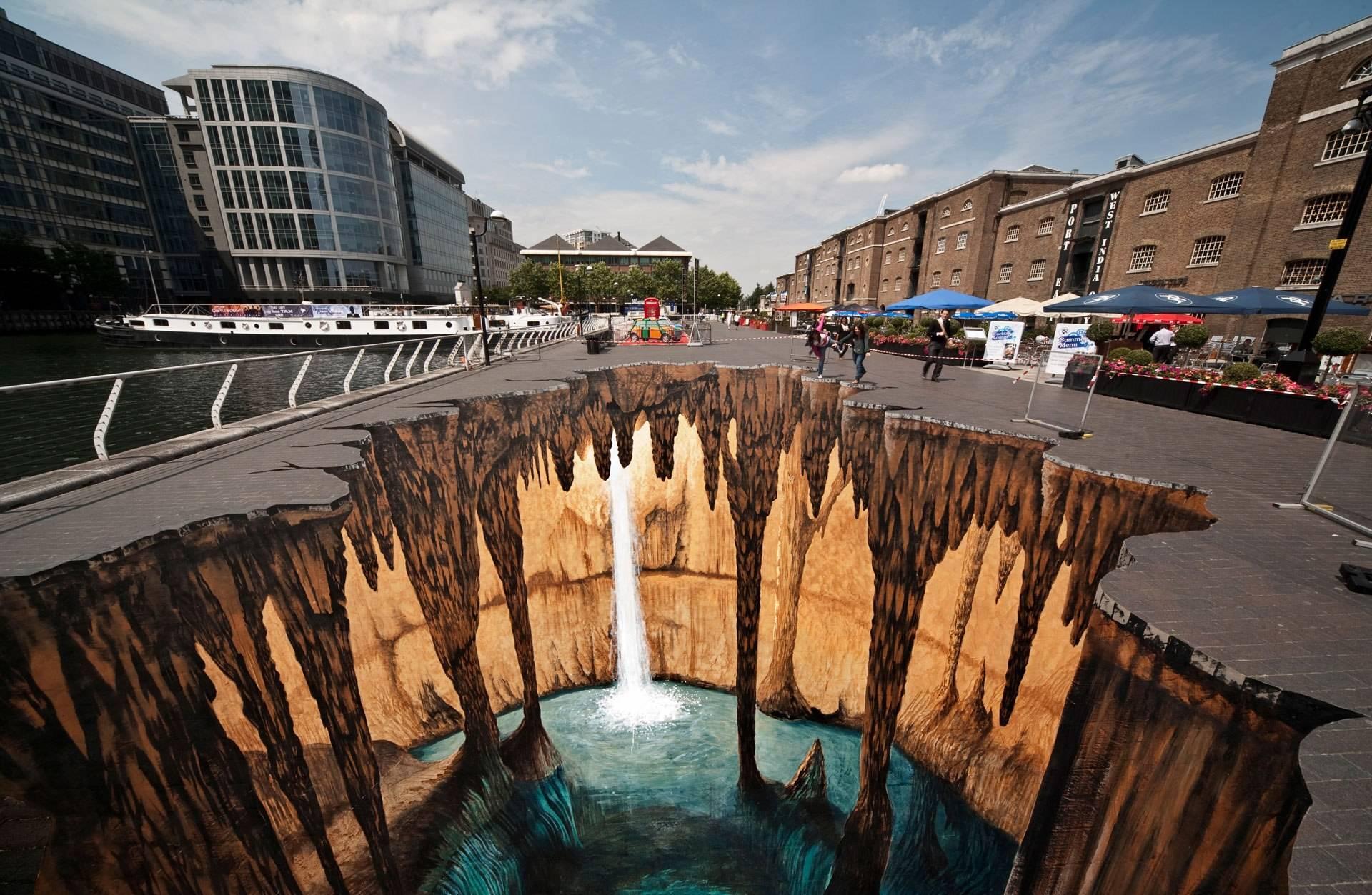 День рисования на асфальте: Street Art Day