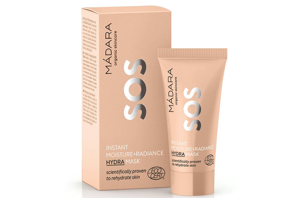 Крем SOS Hydra Recharge Cream, Madara Cosmetics