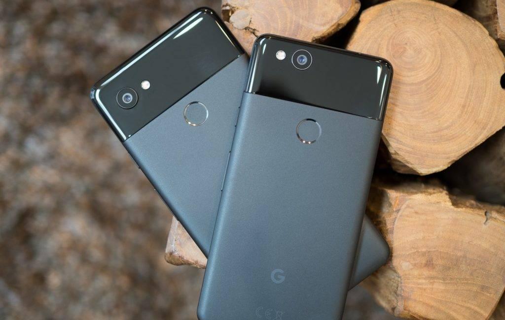 google pixel 2 и 2 xl