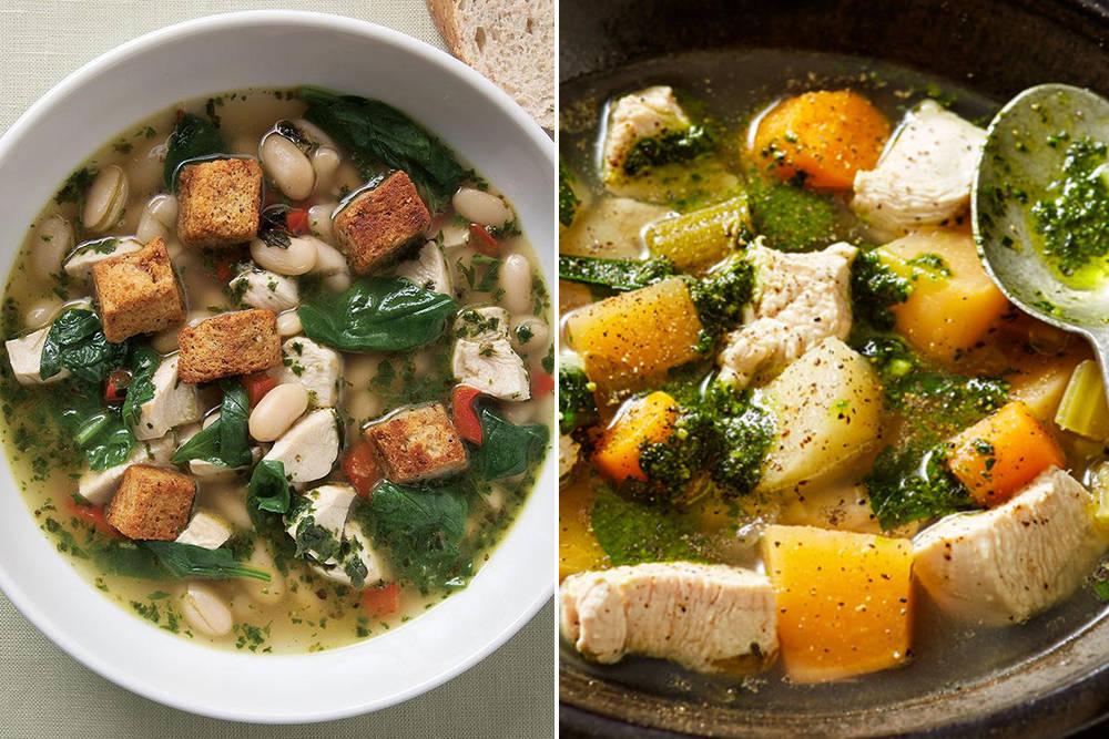 Блюда В Средиземноморской Диете.