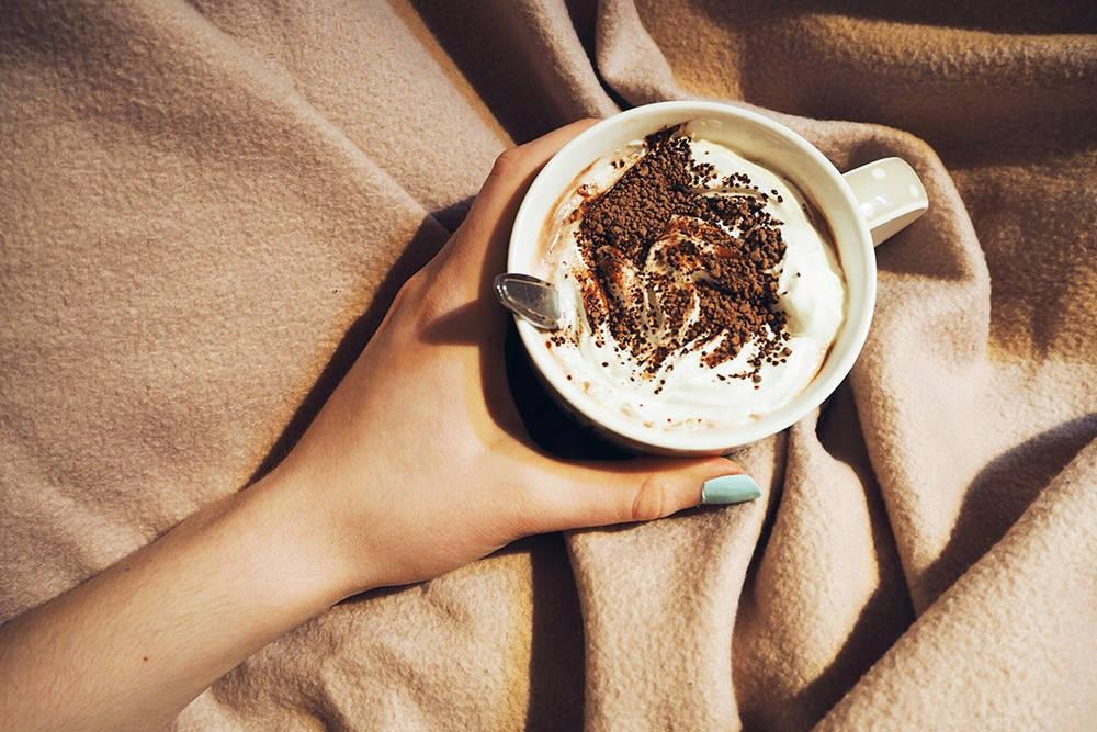 как запах кофе влияет на человека