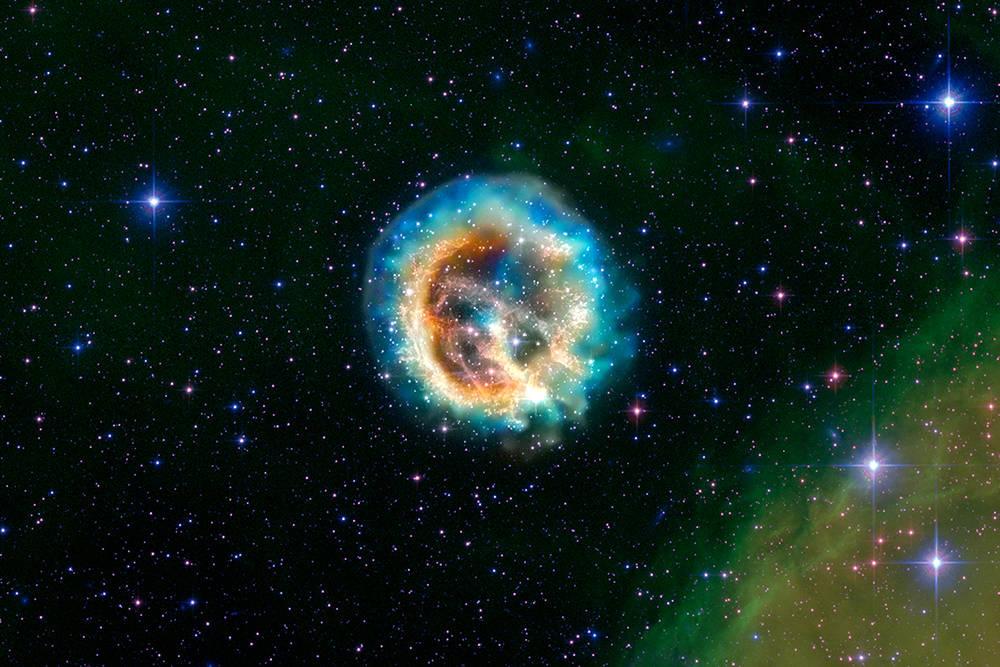 вес нейтронной звезды