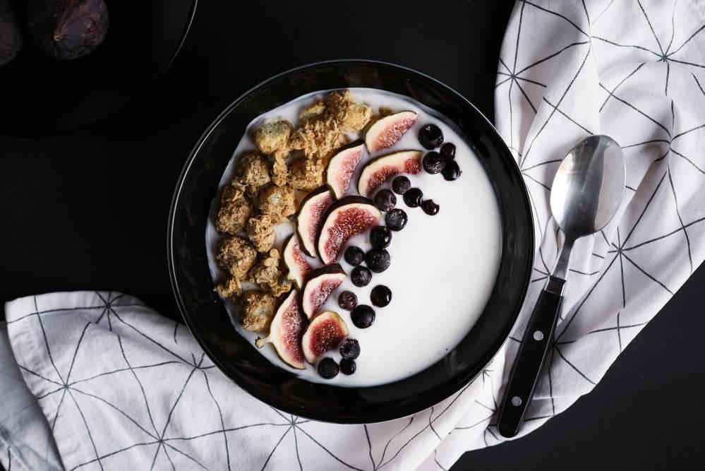 каша с маракуйя на завтрак