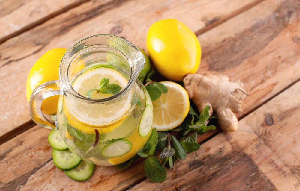 Отвар лимона для похудения