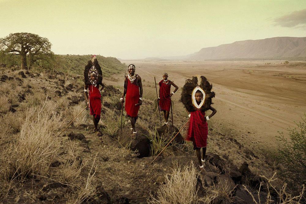 Племя тарангир, Танзания