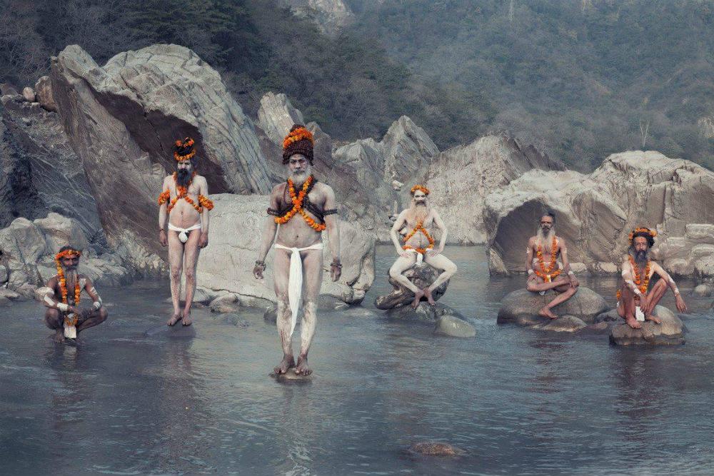 Племя харидвар. Индия