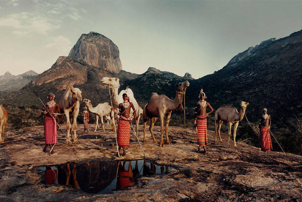 Племя ндото, Кения