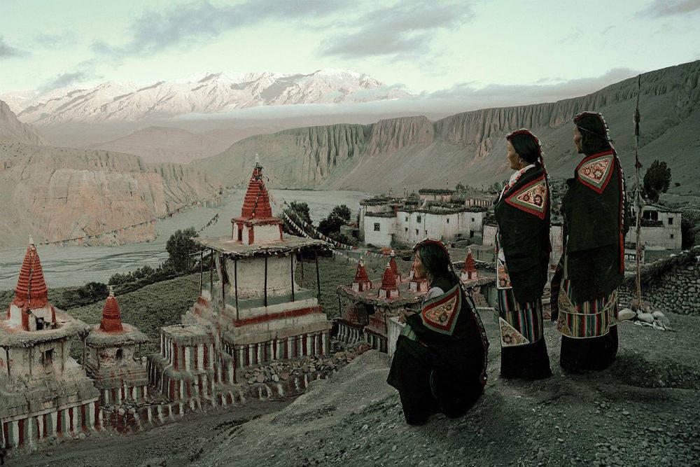 Племя ангге, Непал