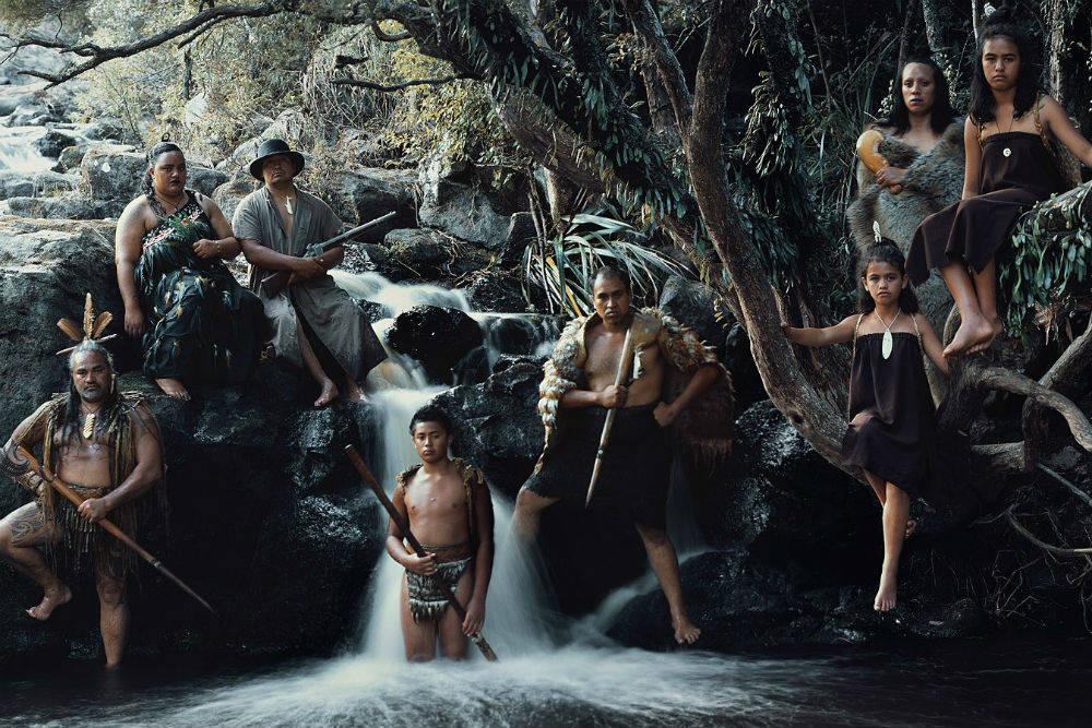 Племя те-арохо-микако, Новая Зеландия