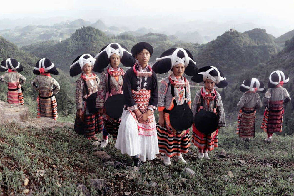 Племя миао. Китай