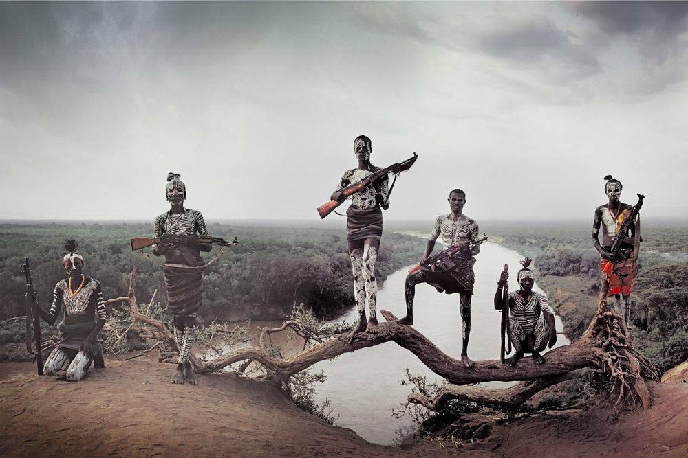 Племя корча, Эфиопия