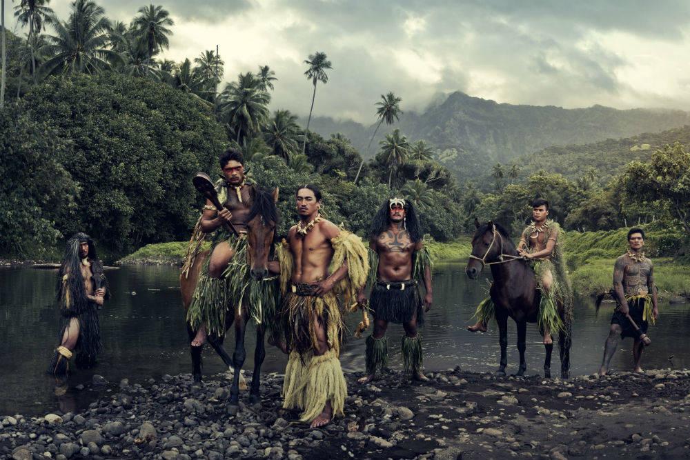 Племя хива оа, Французская Полинезия