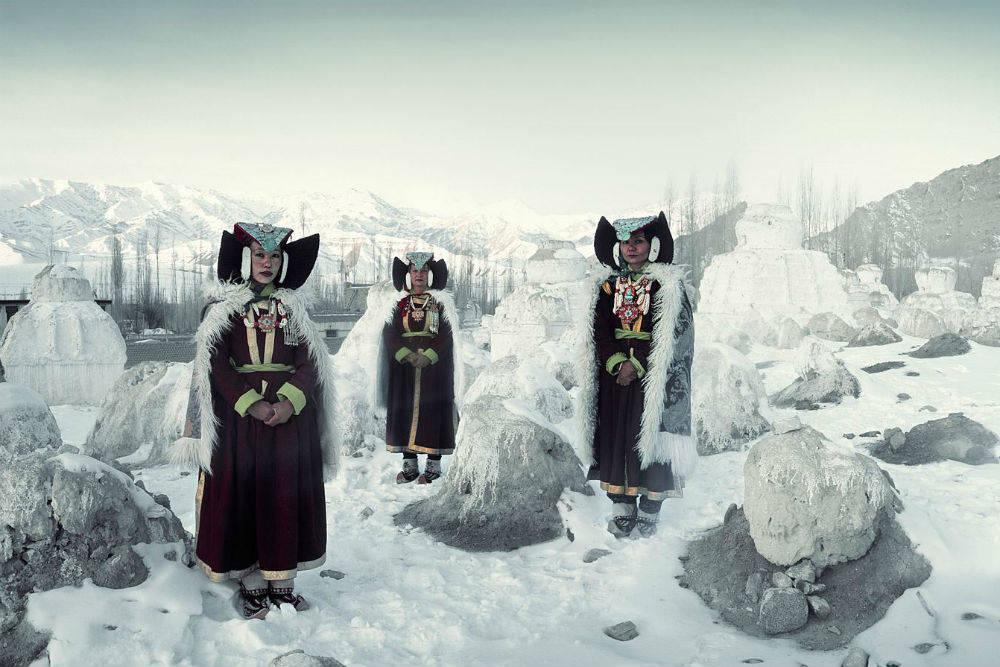 Племя перак, Индия