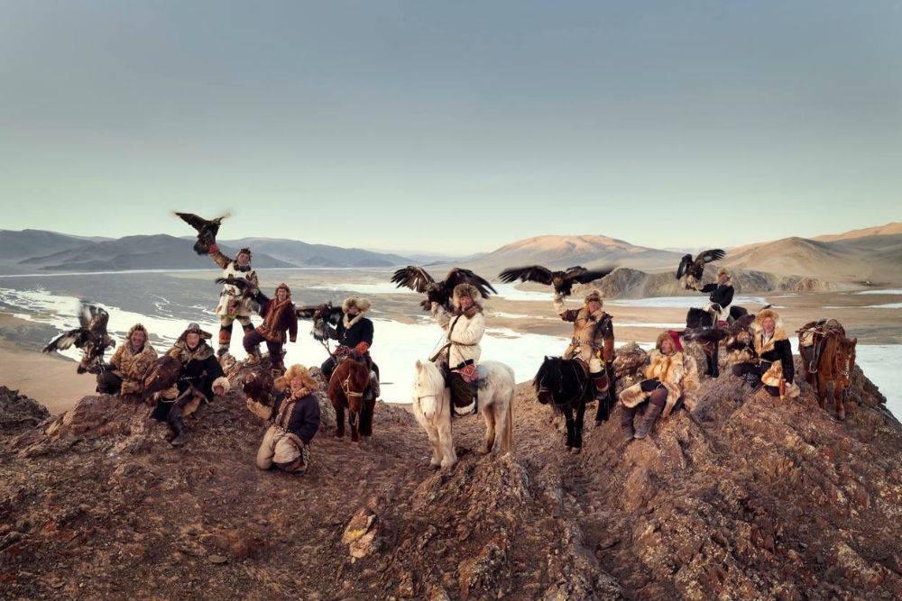 Племя хойор толгой, Монголия