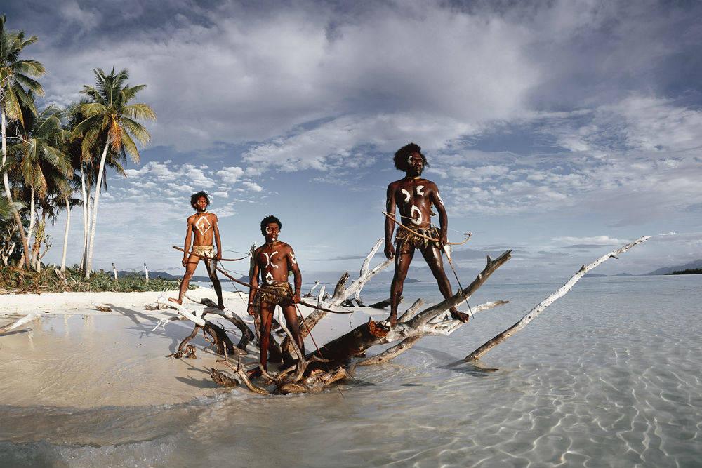 Племя ни-вануату, Острова Вануату