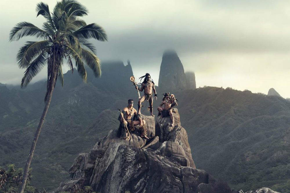 фотографии племен