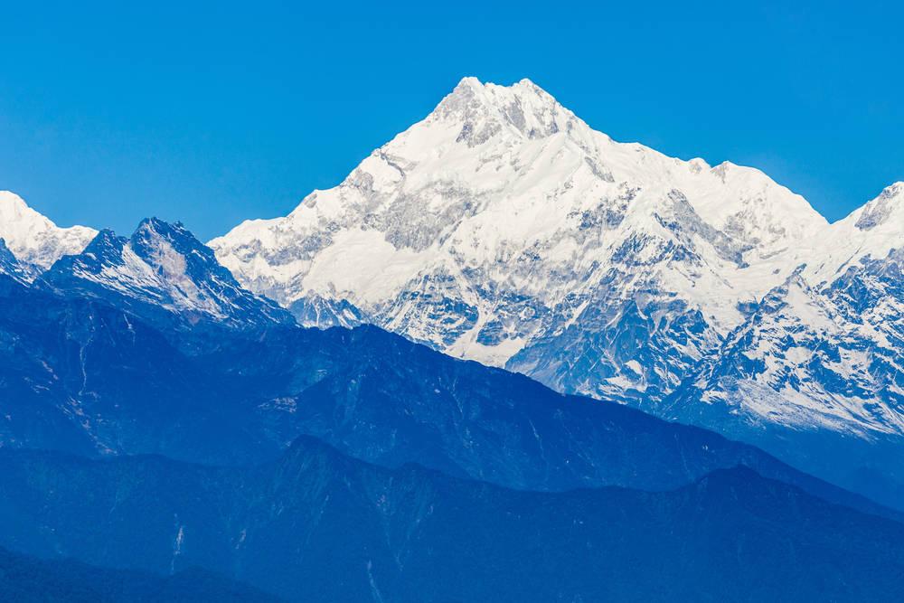 Канченджанга (Индия, Непал)