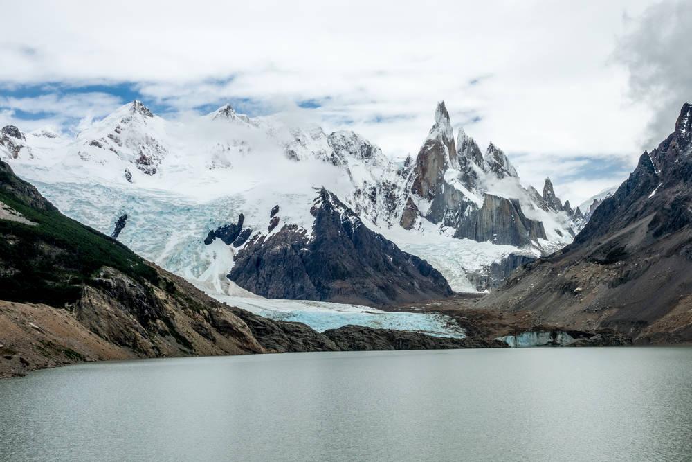 Серро-Торре (Аргентина, Чили)