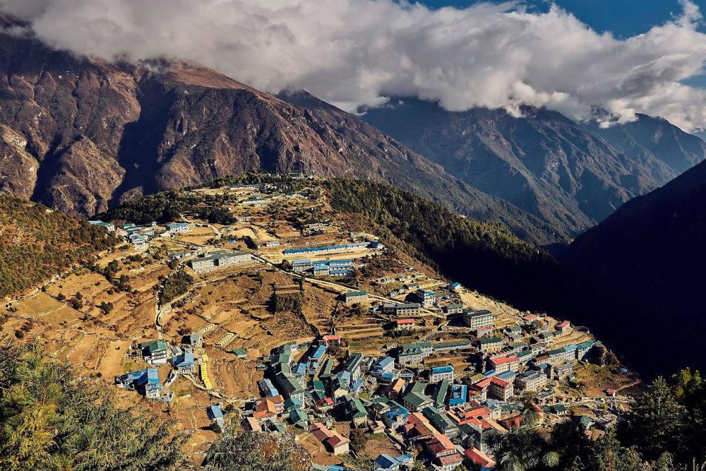 Джомолунгма (Непал, Китай)