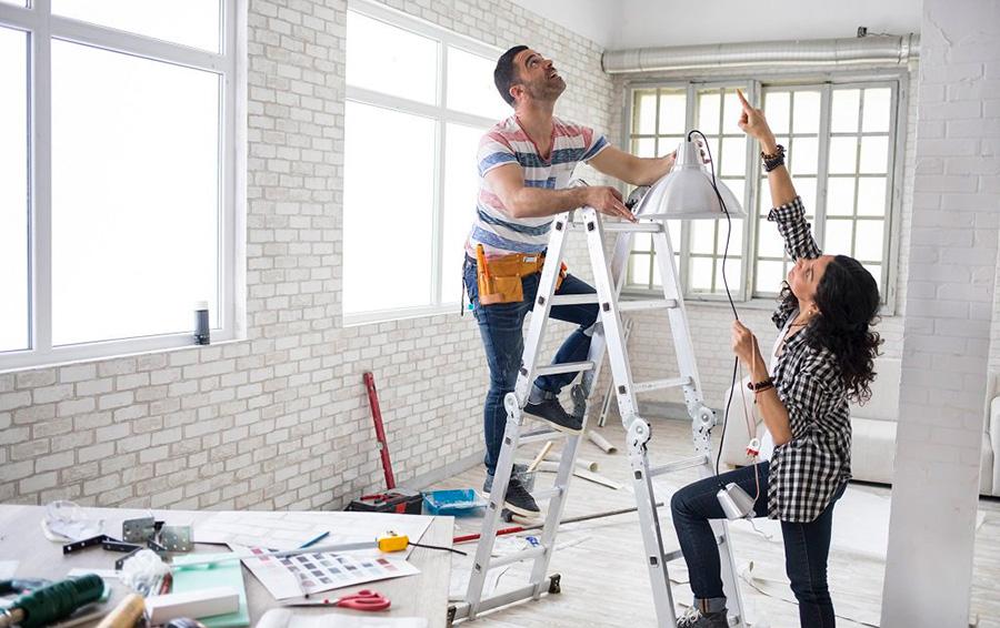 картинки ремонт квартиры или дома характерная черта