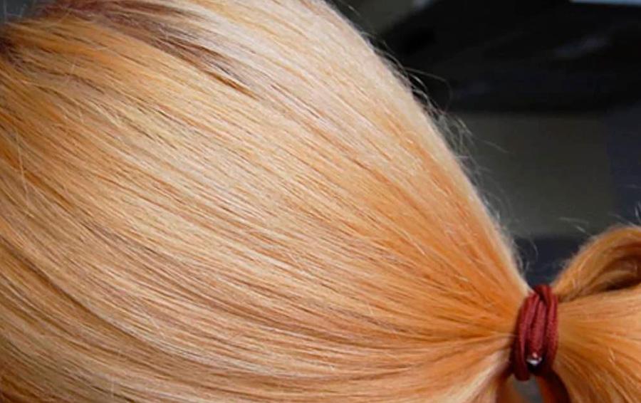 Цыплячий цвет волос фото