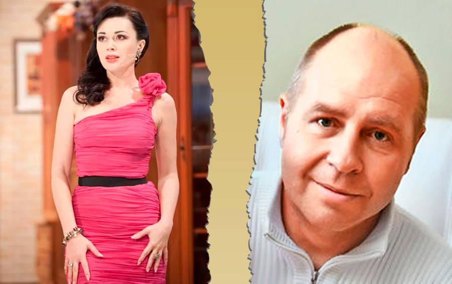 анастасия заворотнюк развод
